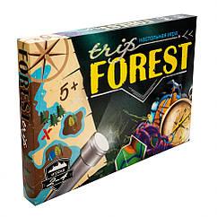 """Настільна Гра-бродилка """"Trip Forest"""" Strateg 30553 рос."""