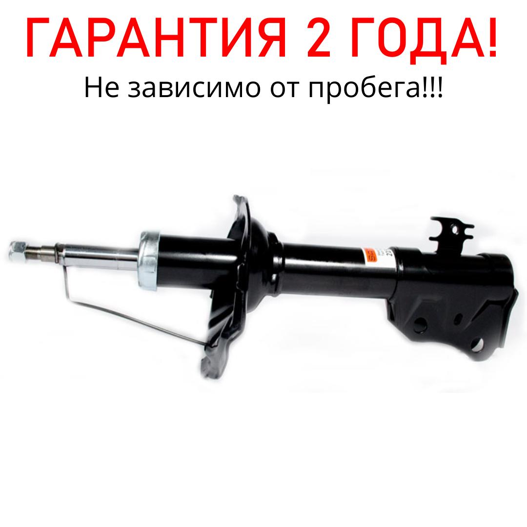 Амортизатор передній TOYOTA YARIS 1.5 газ 2000- / Стійки на тойота яріс