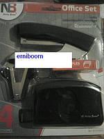 Набор 51516007 NB степлер, дырокол, антистеплер, скобы