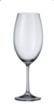 Набор бокалов для вина (300 мл/6 шт.) BOHEMIA BARBARA 6171, фото 2