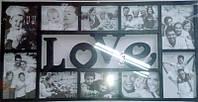 "Фоторамка коллаж ""Big LoVe4 "", фото 1"
