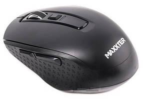 Мышь беспроводная Maxxter Mr-335 Black (Maxxtro)