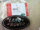 Эмблема Land Rover в решетку (черная)