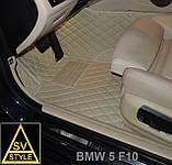 Килимки BMW Х5 F15 з Екошкіри 3D (2014-2018), фото 7