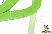 Кринолин (регилин) мягкий Салатовый лайм 1.5 см 1 м