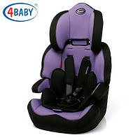 Автокресло детское 4Baby Rico Comfort Purple