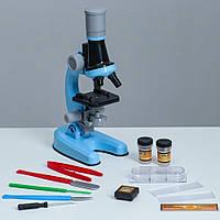 Детский Микроскоп с Набором для Исследований