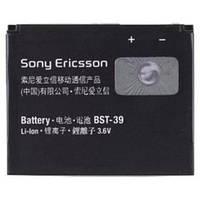 Аккумуляторные батарея Sony Ericcson BST-39