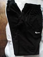Мужские тонкие черные спортивные брюки