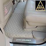 Кожаные Коврики Lexus NX (2014+) из Экокожи 3D Коврики Лексус НХ, фото 9