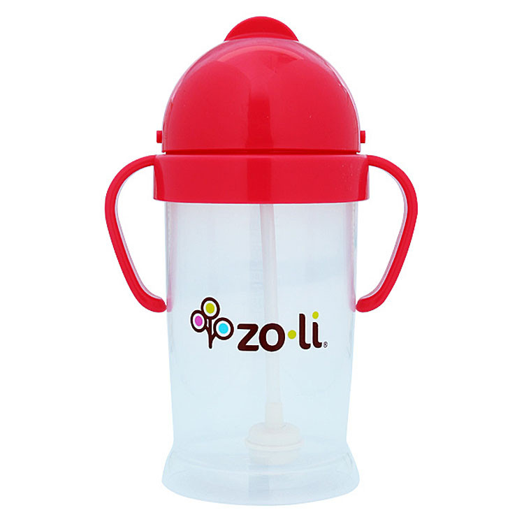 Поильник BOT XL - Pink  270 ml, Zoli
