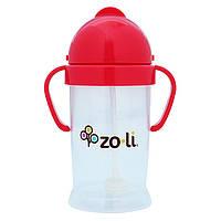 Поильник BOT XL - Pink  270 ml, Zoli, фото 1