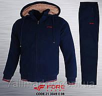 """Спортивный мужской костюм на меху FORE размеры M-3XL (5цв) """"REMAIN"""" купить недорого от прямого поставщика"""