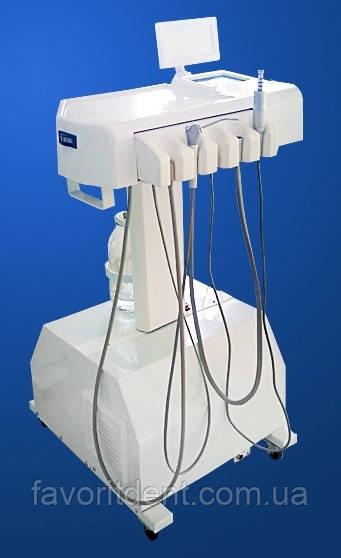 Пневмоэлектрическая стоматологическая приставка СПЕУ-1К