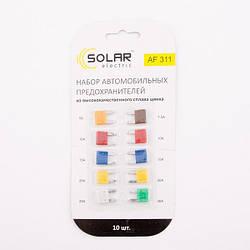 Предохранители блистер мини SOLAR AF311