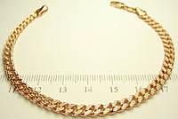 Позолоченный браслет G1 20 см украшения бижутерия ювелирные изделия
