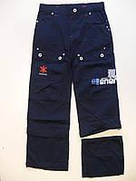 Бриджи-брюки для мальчика 10 - 11лет