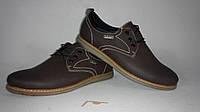 Туфли коричневые, фото 1