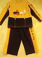 Турецкий трикотажный костюм на мальчика