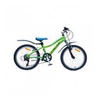 "Велосипед Cyclone 20"" VIVA рама 11"" зеленый"
