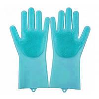 Перчатка для мытья овощей