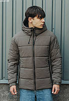 Зимова куртка Staff K khaki basic
