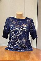 Блуза женская кружевная Valentino