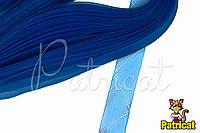 Кринолин (регилин) мягкий Синий 1.5 см 1 м