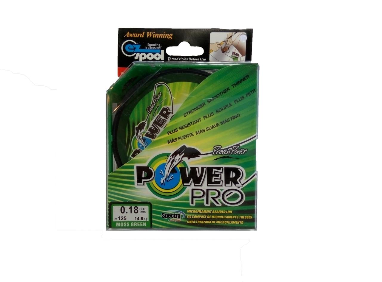 Шнур Power Pro 125м  0.23
