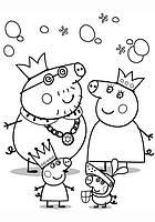 Организация детского Дня Рождения в стиле Свинки Пеппы: детская одноразовая посуда, внешнее и внутреннее декорирование помещения