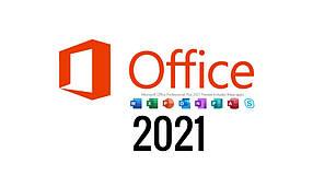 Ліцензійний Office 2021 Pro Plus Binding 1 pc Офіс 2021 Про Плюс Привязываемый Електронний Ключ