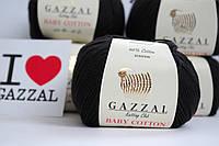 Пряжа Gazzal Baby cotton 225 м