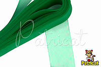Кринолин (регилин) мягкий Тропический зеленый 4 см 1 м