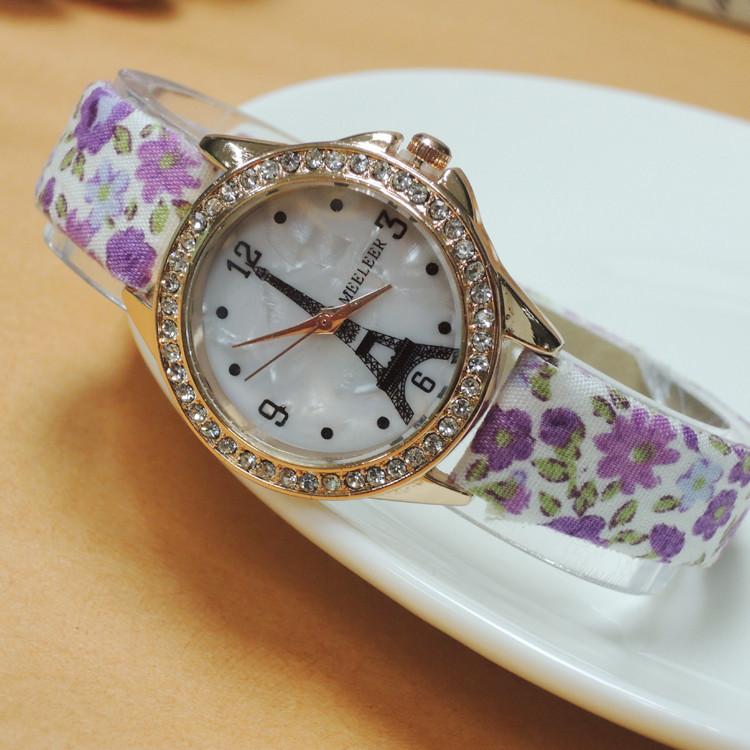 Женские кварцевые наручные часы Paris Fiori Lila