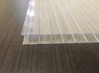 Поликарбонат сотовый 16 мм прозрачный