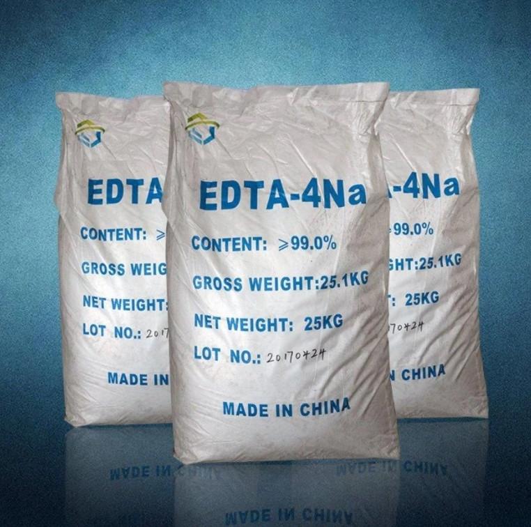 Трилон Б EDTA-4NA Мішок 25 кг