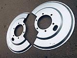 Щит переднего тормозного диска (к-кт 2шт.) УАЗ 3163.31519 (пр-во,Ульяновск), фото 2