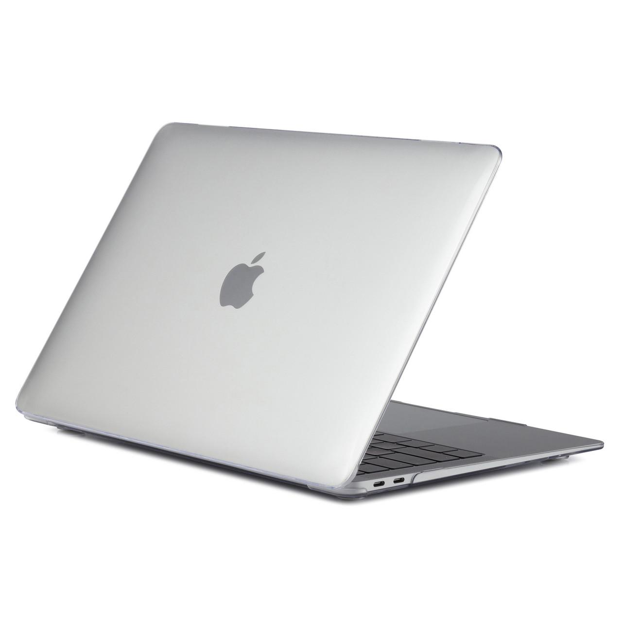 "Чохол пластикова накладка для макбук Apple Macbook Air M1 2020-2021 13,3"" (А2337) - прозора"