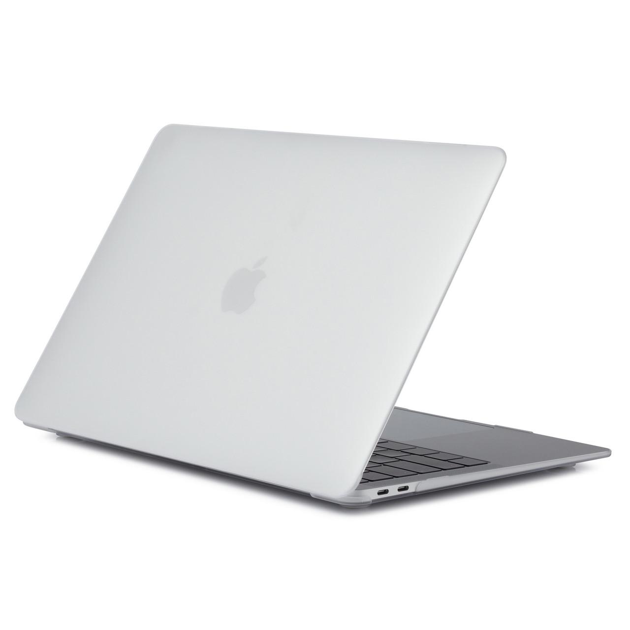 "Чохол пластикова накладка для макбук Apple Macbook Air Touch ID 13,3"" (A1932/A2179) - білий"