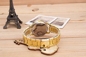 Кварцові наручні годинники Jeneva Oro sur Nigra, фото 2