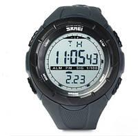 Часы SKMEI Military GREY cпортивные мужские c LED подсветкой