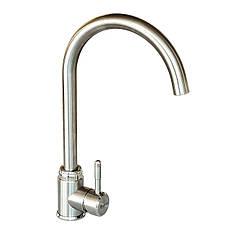 Смеситель кухонный Platinum 221N (8650 низкий корпус)