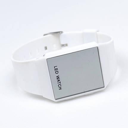 Світлодіодні годинник Mirall vit, фото 2