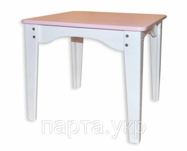 Столик для детей (от 1 года) Цветной (в ассортименете)