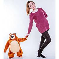 Мягкая игрушка Медведь, мульт-герой, размер - 75 см. Популярная игрушка. Милая, чудо-игрушка. Код: КЕ456-2