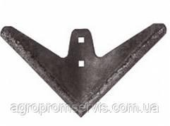 Лапа стрельчатая КПС 270 ММ (кованая, каленая) БОР  Велес-Агро