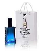 Мини парфюм Chanel Egoiste Platinum в подарочной упаковке 50 ml