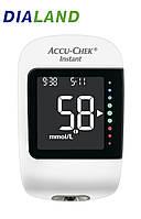 Глюкометр Акку-Чек Инстант (Accu-chek Instant) + 10 полосок
