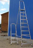 Аренда Лестницы-стремянки 3х-секционные. (МАХ нагрузка 150 кг.)  в Днепропетровске