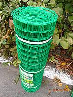 Сетка пластиковая (забор) 1*20м (ячейка 50*50мм)